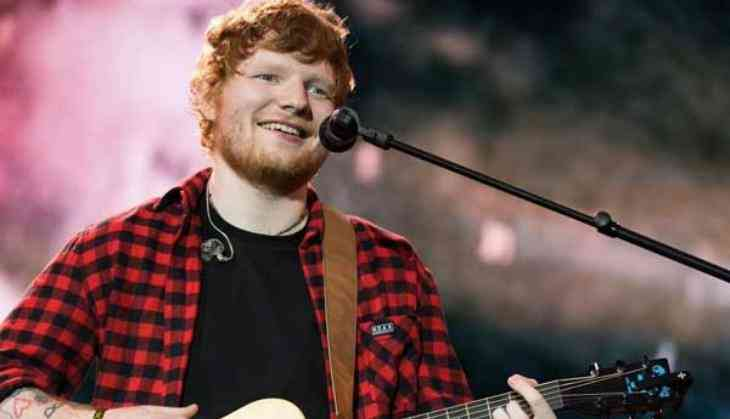 Ed Sheeran to follow up 'Game of Thrones' cameo with 'The Simpsons'