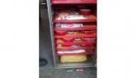 Morphine recovered from Air India catering trolley