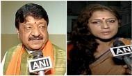 Roopa Ganguly, Kailash Vijayvargiya summoned in child trafficking case