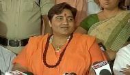 BJP प्रत्याशी साध्वी प्रज्ञा ने महात्मा गांधी के हत्यारे नाथूराम गोडसे को कहा 'देशभक्त'
