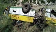 शिमला: गहरी खाई में बस गिरने से 28 की मौत