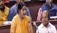 सुषमा की चीन को दो टूक- डोकलाम से सेना हटाने पर ही भारत उठाएगा क़दम