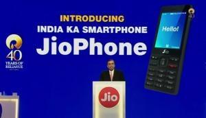 Reliance Jio Phone में नहीं लगेगा किसी अन्य कंपनी का सिम कार्ड!