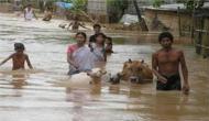 गुजरात बाढ़ पर 500 करोड़ और असम पर चुप्पी, निशाने पर पीएम मोदी