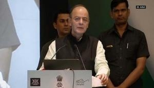 India was funded by invisible money for 70 years: Jaitley