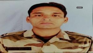 सीमा पार से पाक की फायरिंग में सेना का जवान शहीद