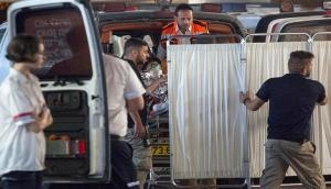 West Bank attack: Three Israelis stabbed to death