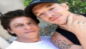 SRK to feature in new music video with Diplo?
