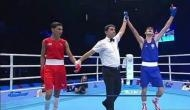 Sachin Siwach strikes gold at Commonwealth Youth Games