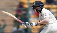 कोलकाता टेस्ट में भारत की खराब शुरुआत, केएल राहुल बिना खाते खोले आउट