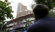 शेयर बाज़ार लुढ़का, सेंसेक्स में भारी गिरावट