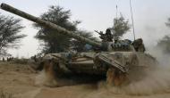 LAC पर चीन की हरकतों के चलते भारत ने गलवान में तैनात किये T-90 भीष्म टैंक