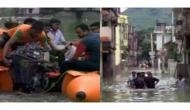 NDRF rescue ops in full swing in flood affected areas