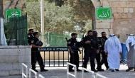 Israel removes metal detectors from Al- Aqsa Mosque