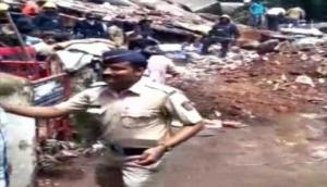 Mumbai: Over 30 feared trapped after building collapses in Ghatkopar