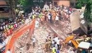 Mumbai: Three-storeyed building collapses in Dongri, several fear trapped
