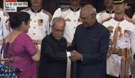 अब रायसीना के 'नाथ' हुए 'राम', 14वें राष्ट्रपति की ली शपथ