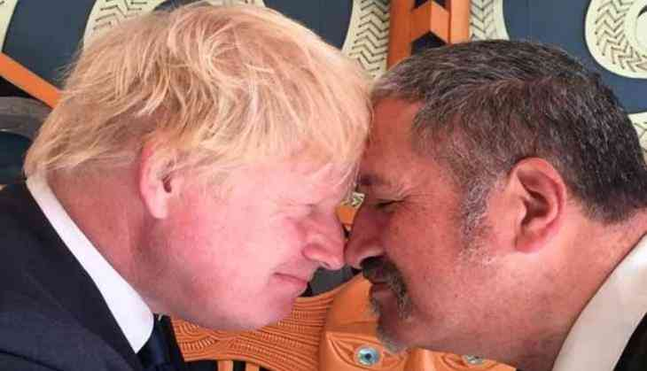 Maori greeting could be misinterpreted as headbutt uk foreign maori greeting could be misinterpreted as headbutt uk foreign secretary m4hsunfo