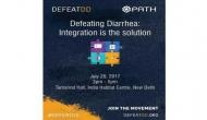Defeating Diarrhea: integration is the solution
