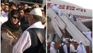 First batch of Haj pilgrims from Kashmir leave for Jeddah
