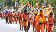 यूपी: योगी सरकार ने कांवड़ यात्रा के दौरान मीट-मांस पर लगाया बैन