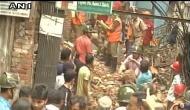 मुंबई में इमारत गिरने से 7 की मौत, कई मलबे में दबे