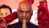 Gadkari, Raje, Fadnavis, Rupani congratulate President Kovind