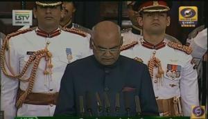 President Kovind appoints five new Governors