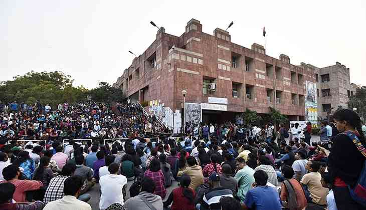 JNU: Mandatory to fill MPhil, PhD forms in Hindi