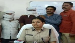 Raipur Police bust gang involved in fake distribution of Patanjali products