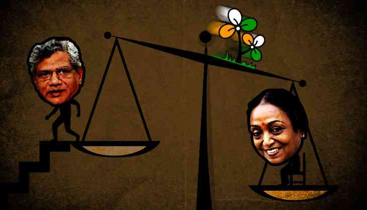 Mamata offers to back Meira Kumar for RS, puts Congress in a bind