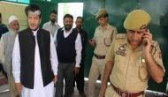 श्रीनगर में अलगाववादी नेता शब्बीर शाह गिरफ़्तार