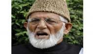 'Full-timer' separatist Geelani owns properties worth crores of rupees