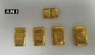 Mumbai Airport: 400 gm gold biscuits hidden in phone's battery space seized