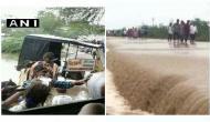गुजरात: बाढ़ का क़हर जारी, 123 की मौत