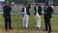गॉल: शिखर-पुजारा ने भारतीय  पारी को संभाला, पांड्या का टेस्ट में डेब्यू