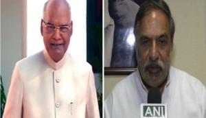 President Kovind's inaugural address highlights Centre's 'pettiness': Congress