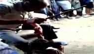 UP: Cops suspended for brutally beating up children