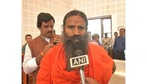 People with vision have work, not ones 'without' it: Ramdev on Rahul's right-wing remark