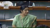 सुषमा: इराक में लापता 39 भारतीयों की कोई ख़बर नहीं