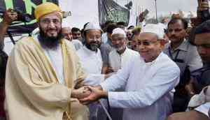 Nitish Kumar's betrayal another step in the disenfranchisement of Muslims