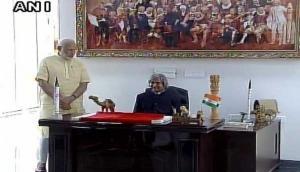 I feel void of Amma, she's a leader we all remember: Modi in Rameswaram