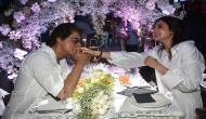 'शाहरुख ख़ान 'माइक्रोफोन' से भी रोमांस कर सकते हैं'