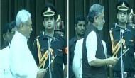 Nitish Kumar is new Bihar CM, Sushil Modi is his deputy