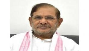 Sharad Yadav compares BJP reign with that of Adolf Hitler
