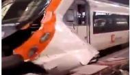 Spain: 40 injured in train accident in Barcelona