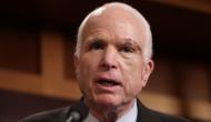 Late Senator John McCain's memorial at Arizona Capitol on 82nd birth anniversary