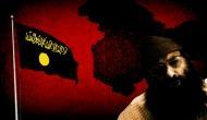 आतंकवादी के अंतिम संस्कार में हथियार के साथ पहुंचा हिजबुल सदस्य