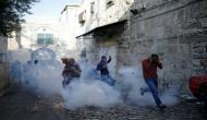 Security forces in Jerusalem temples removed