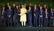 महिला क्रिकेट टीम से मुलाकात के बाद बोले मोदी- बेटियों ने देश का बढ़ाया मान